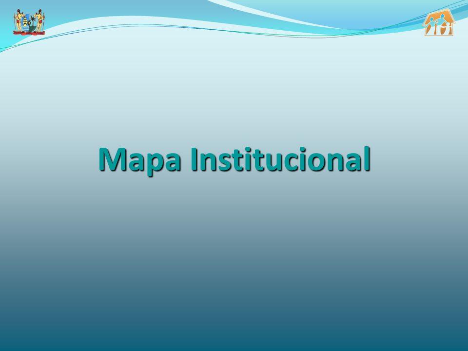 Mapa Institucional
