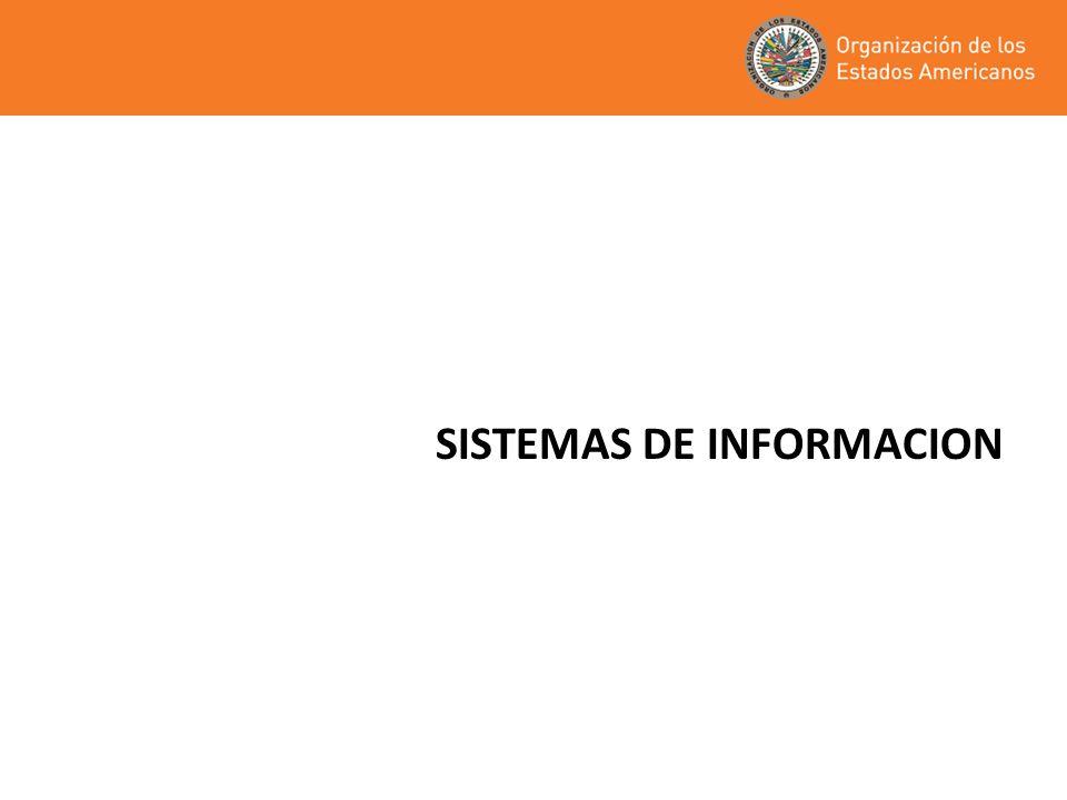 Generar sistemas de información para el análisis del fenómeno migratorio en los países del sistema interamericano.
