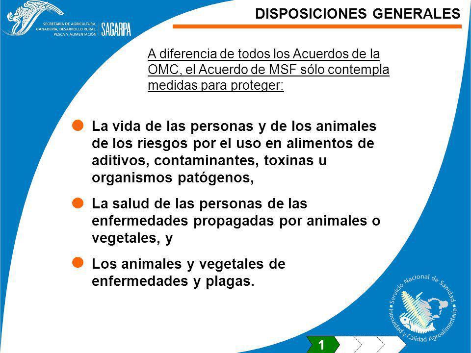 La vida de las personas y de los animales de los riesgos por el uso en alimentos de aditivos, contaminantes, toxinas u organismos patógenos, La salud