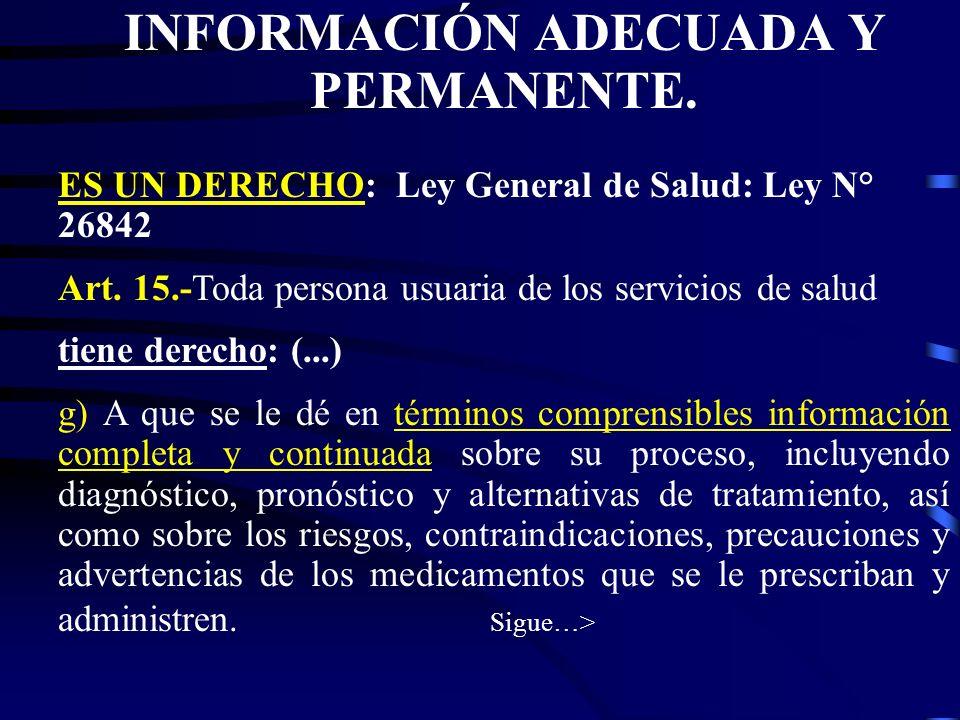 RELACION MEDICO PACIENTE (Aspectos que inciden en la Responsabilidad) 1.- TRATO CÁLIDO. 2.- DEDICAR TIEMPO NECESARIO A ATENCIÓN. 3.- RESPETO A LOS DER