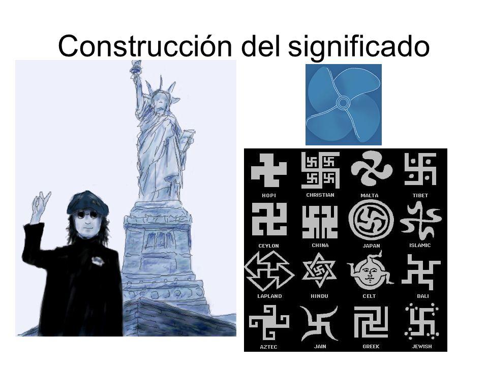 Construcción del significado