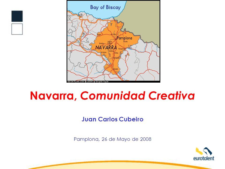El reto: Convertir a Navarra en una Comunidad capaz de crear, retener y atraer talento