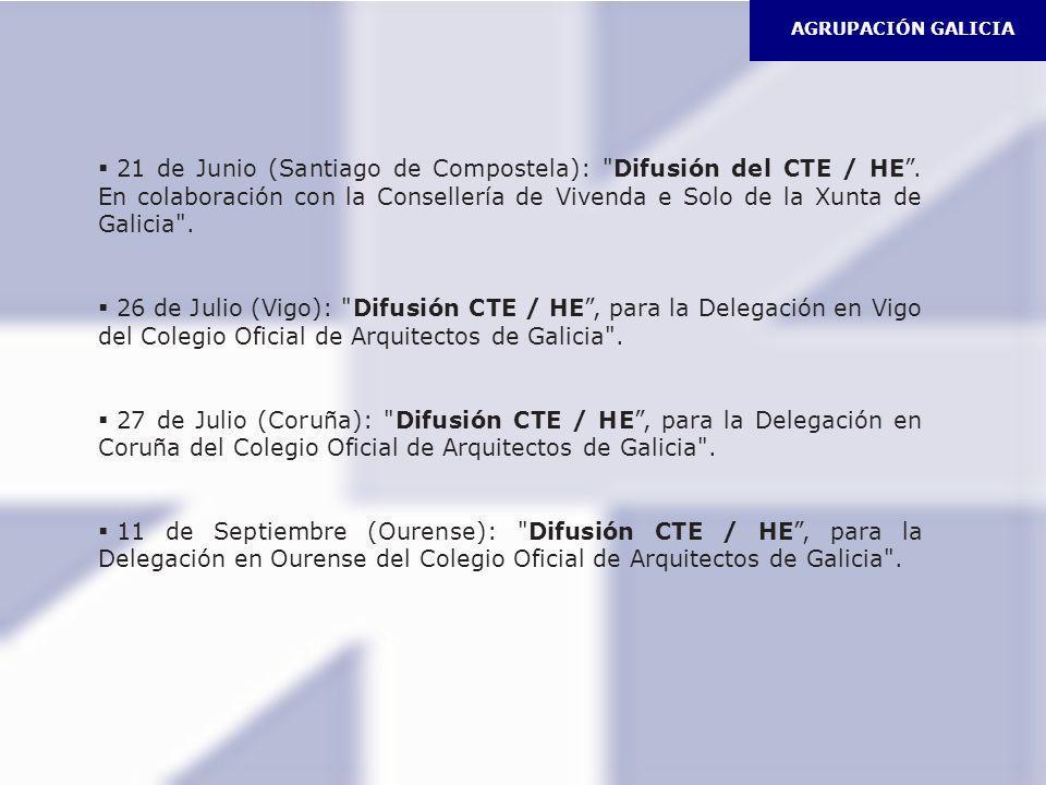 AGRUPACIÓN GALICIA 21 de Junio (Santiago de Compostela):