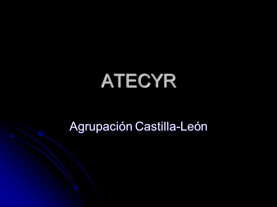 ATECYR Agrupación Castilla-León