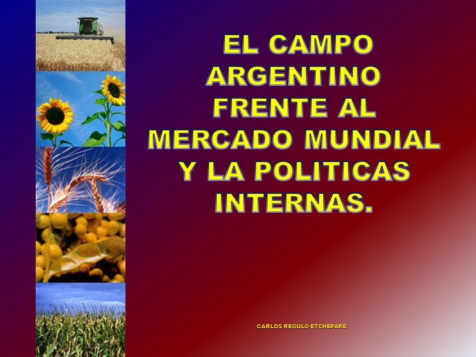 TRIGO: DESTINO DE LA PRODUCCIÓN ARGENTINA 2007/08
