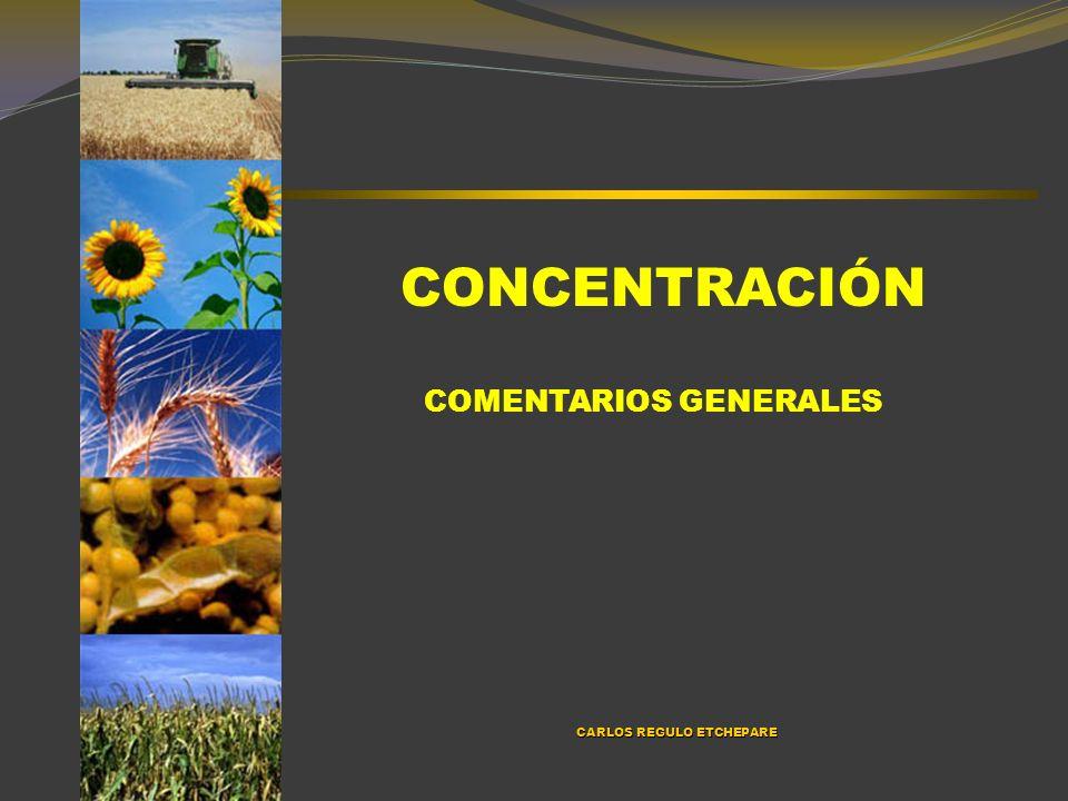 GRANOS: EL OBJETIVO DE LOS 100 MILLONES DE TONELADAS EN BENEFICIO DE QUIEN PARA LOS PRODUCTORES