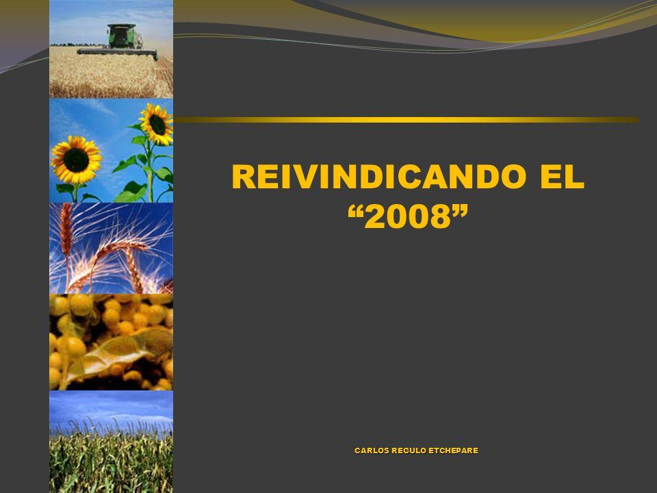 - 35% - 36% SOJA Precios en el mercado mundial y en el local (Dólares/tn)