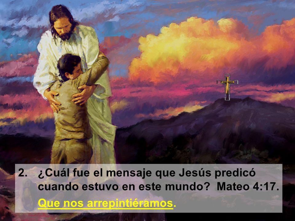 3.¿Según el próximo versículo ¿cuál es el propósito por el cual Jesús resucitó.