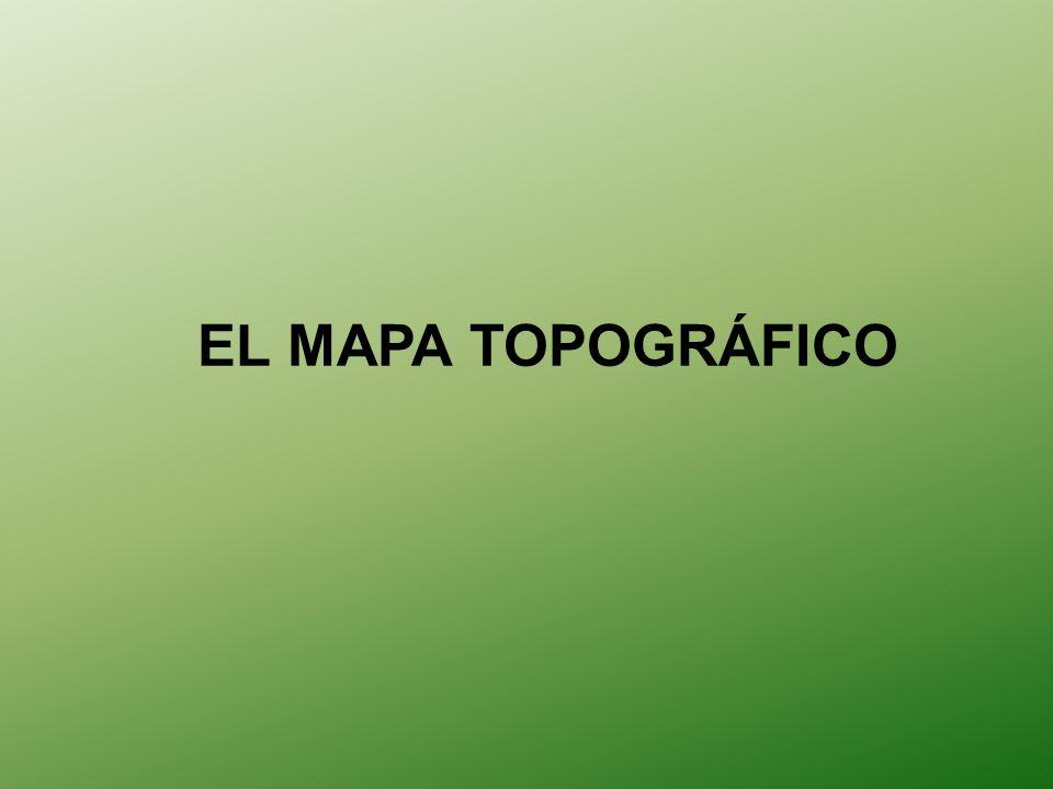 Objetivo Levantar el perfil topográfico de un sector de la corteza terrestre.