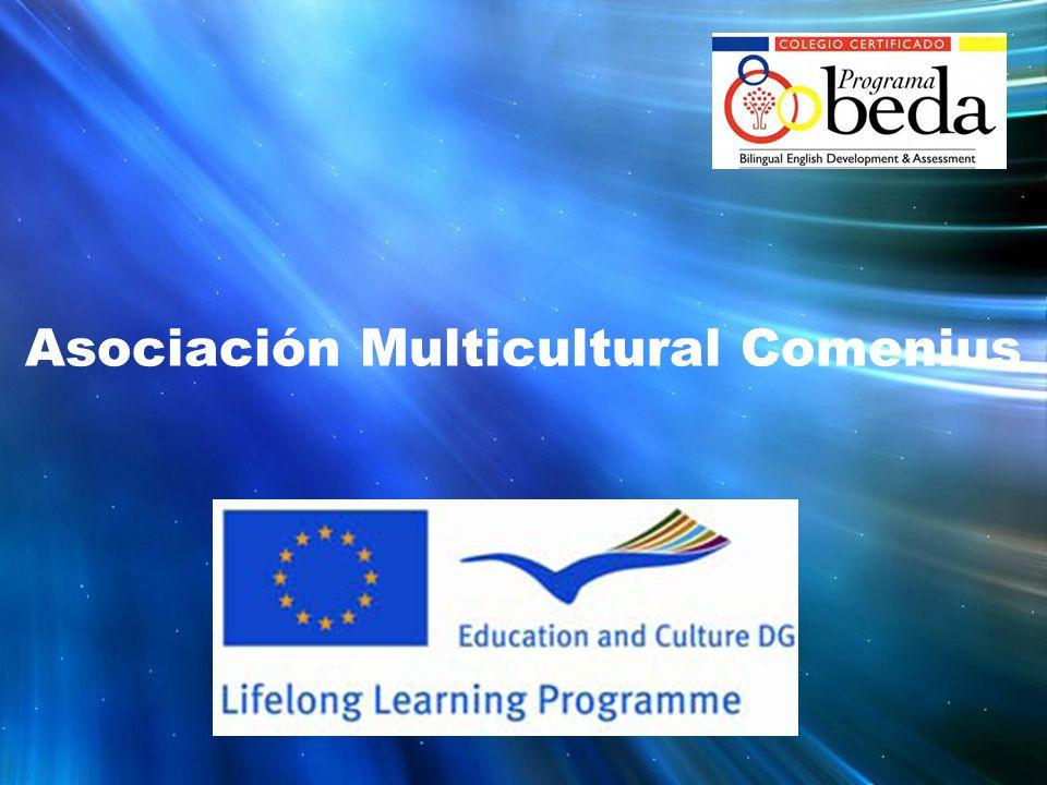 Asociación Multicultural Comenius