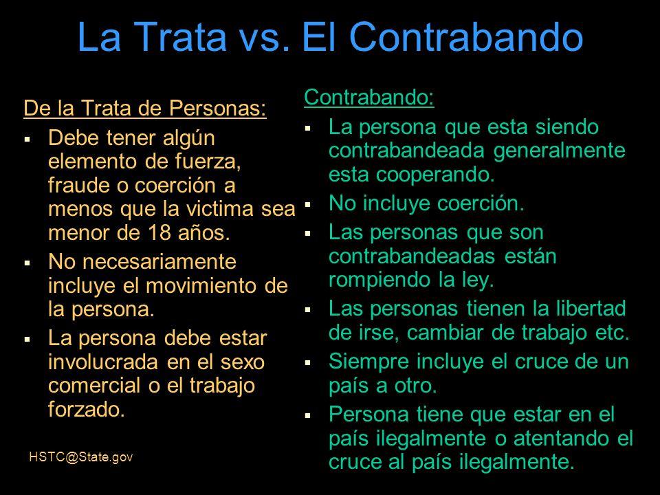 La Trata vs.