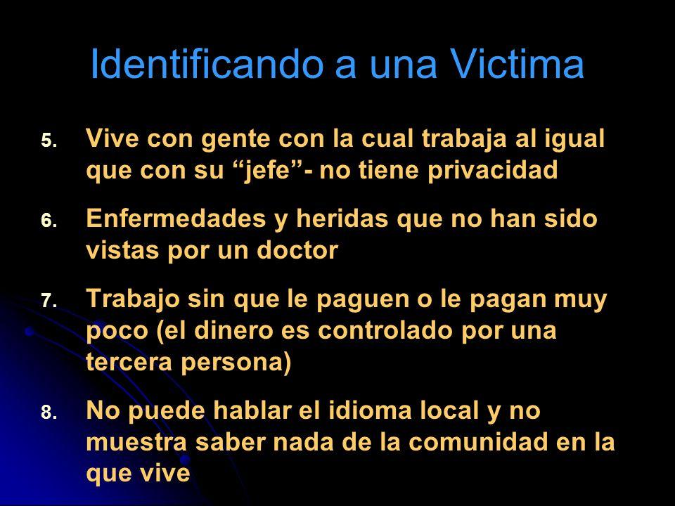 Identificando a una Victima 5.5.