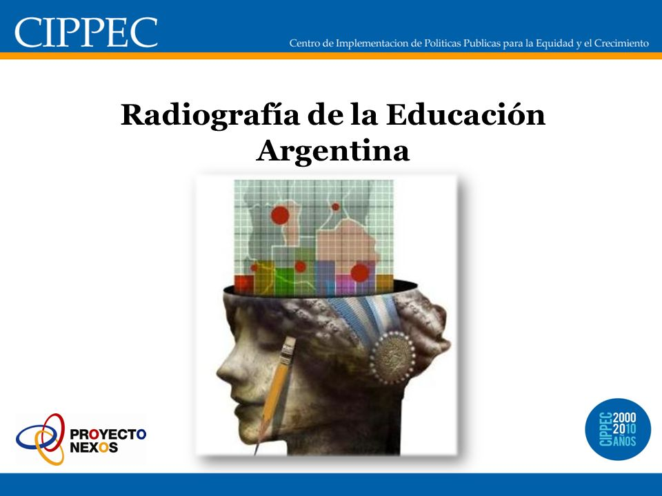 Radiografía de la Educación Argentina