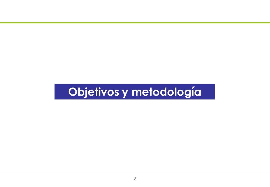 2 Objetivos y metodología