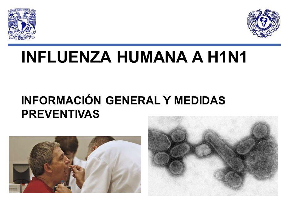 Enfermedad respiratoria aguda causada por alguno de los tres tipos de virus de la influenza que se conocen: A, B y C.