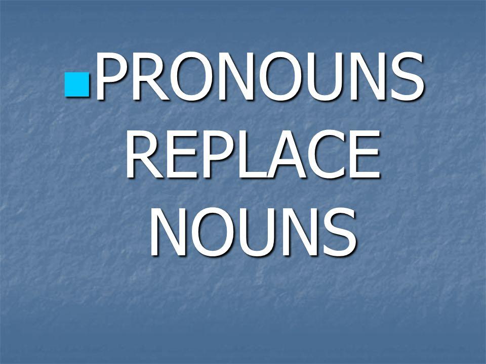 YOU replace it with a pronoun Yo llamo a mis amigos.