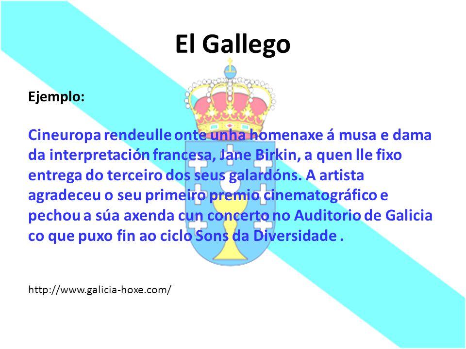 El Gallego Ejemplo: Cineuropa rendeulle onte unha homenaxe á musa e dama da interpretación francesa, Jane Birkin, a quen lle fixo entrega do terceiro