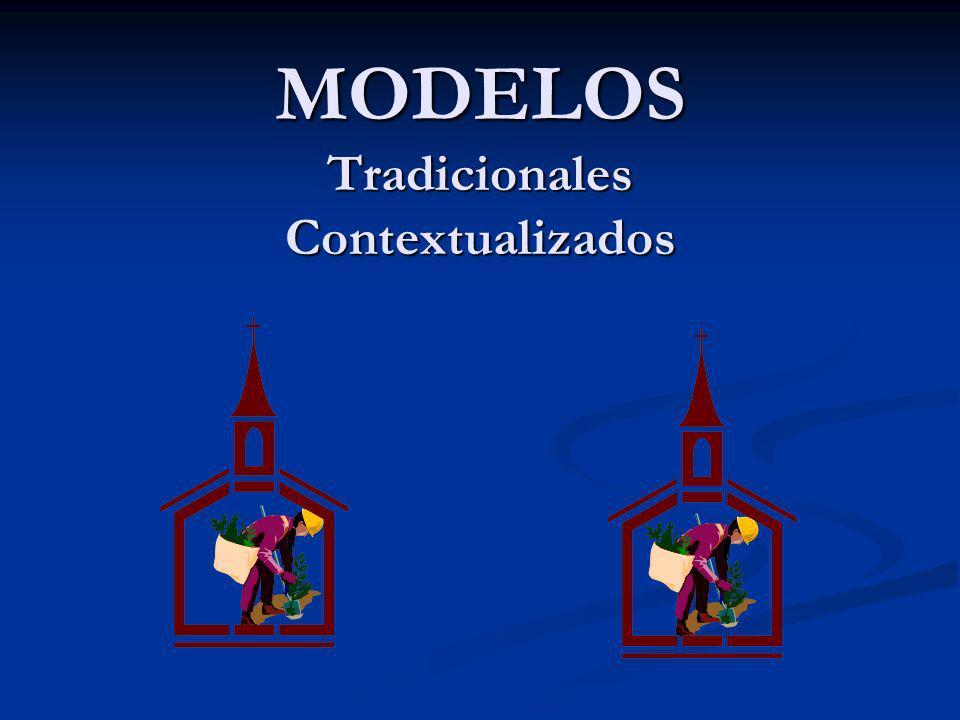 MODELOS Tradicionales Contextualizados
