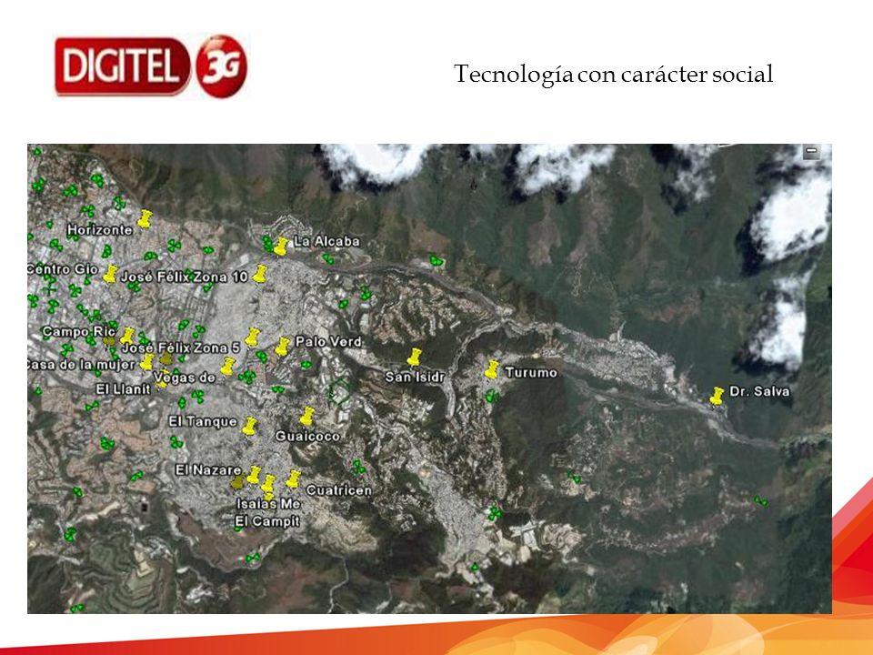 En Digitel tenemos un profundo interés por trabajar en conjunto con las instituciones responsables, para desarrollar aplicaciones de índole social.