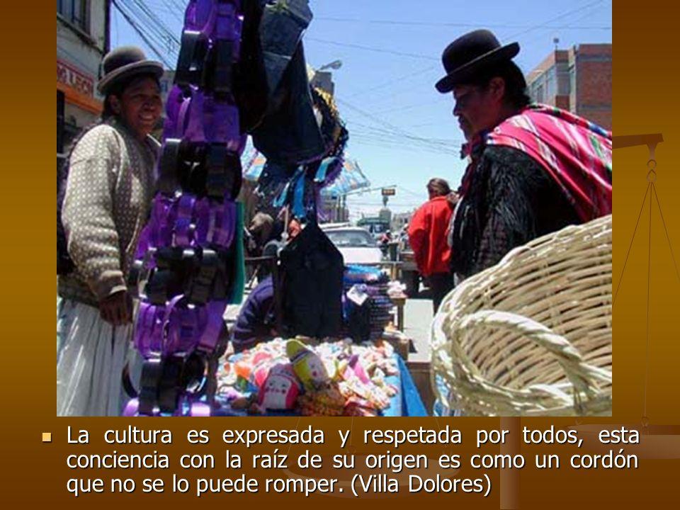 La vida y la muerte pueden unirse con rituales que no se han olvidado y que se han trasportado hasta esta urbe.(La Ceja de El Alto)