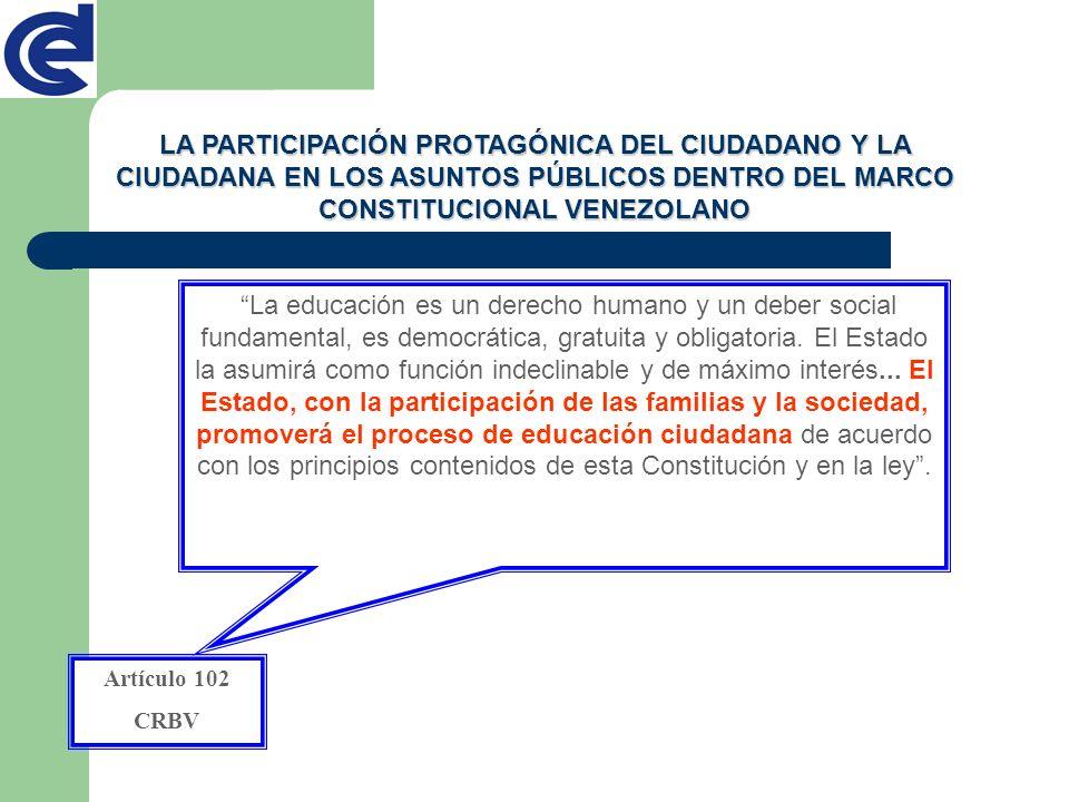 1.- Educación de calidad para todos.2.- La escuela como espacio de equidad y corresponsabilidad.