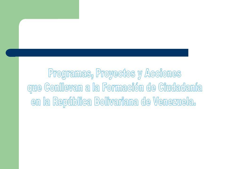 Población Objetiva: Todos los Miembros de las 28.000 comunidades Educativas del País.