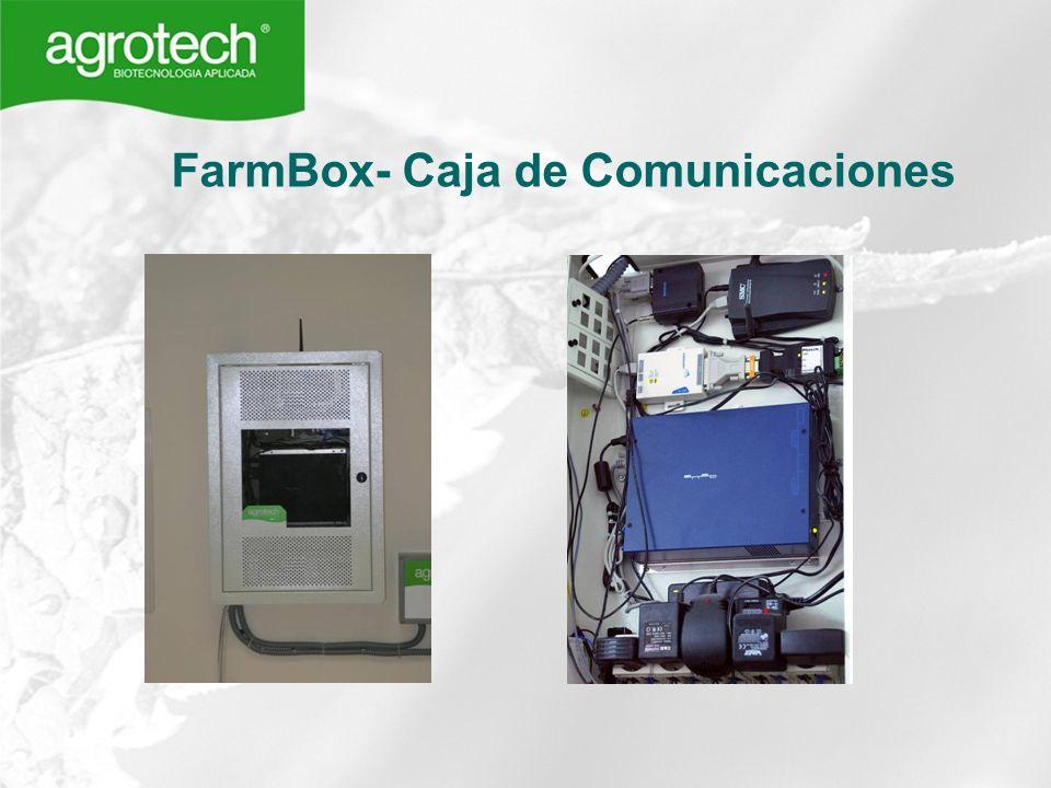 FarmBox- Caja de Comunicaciones