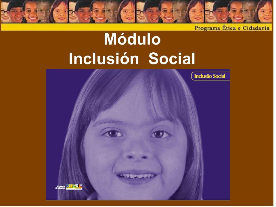 Módulo Inclusión Social