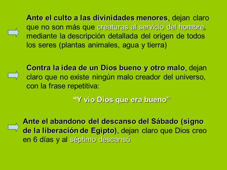 APRENDIERON A CREER EN DIOS EN TIERRA EXTRANJERA A AMAR A DIOS Y NO LAS COSAS QUE NOS DA DIOS