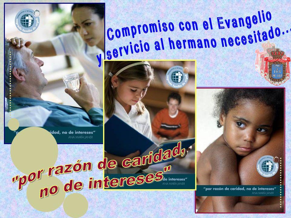 el Don que Dios otorgó a Ana María Janer es la experiencia del Verbo Encarnado presente en las necesidades de su tiempo.