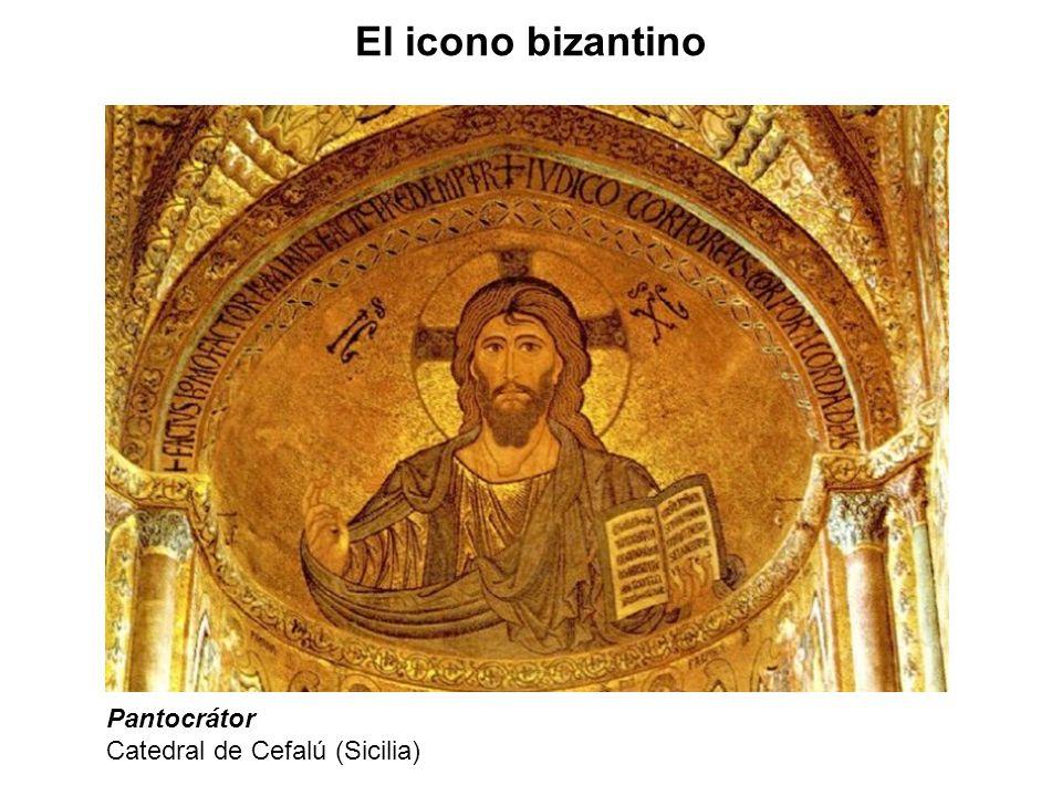 Pantocrátor Catedral de Cefalú (Sicilia) El icono bizantino