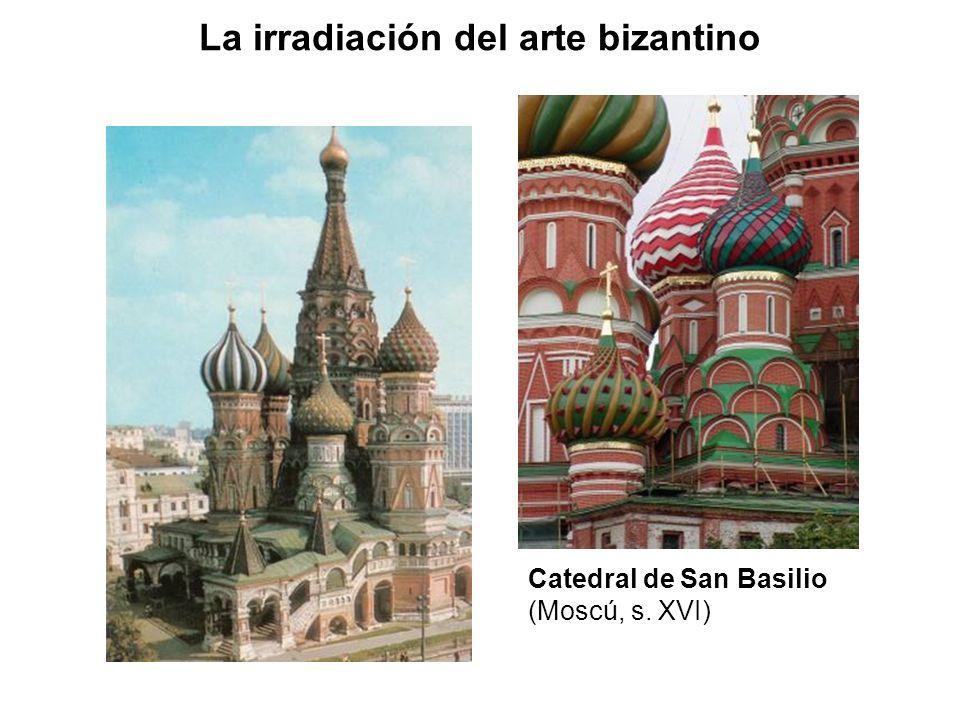 Catedral de San Basilio (Moscú, s. XVI)