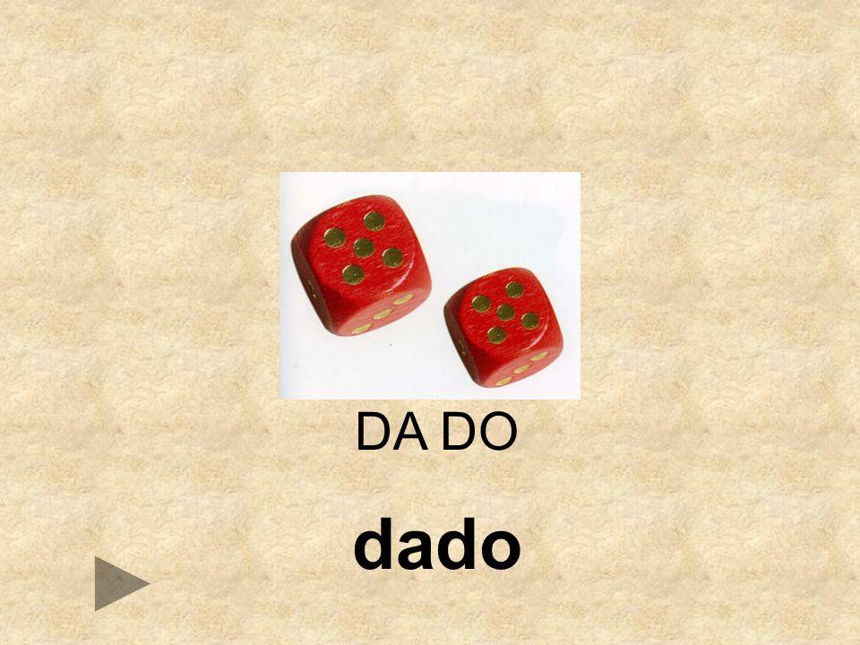 DA MADO DU DA __