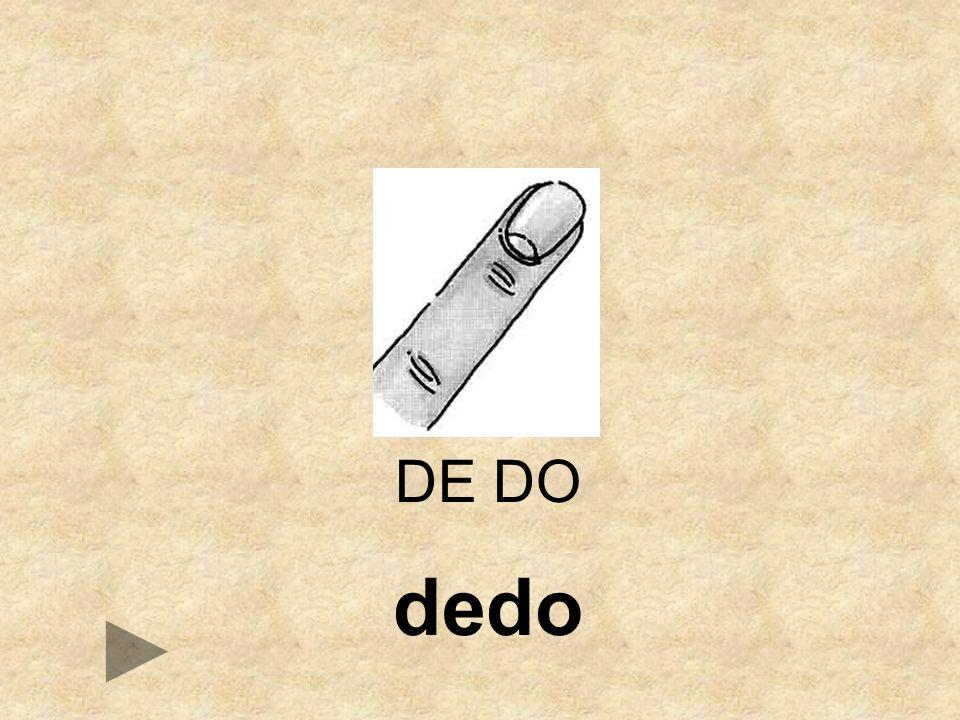 TO DOBE DE DE __
