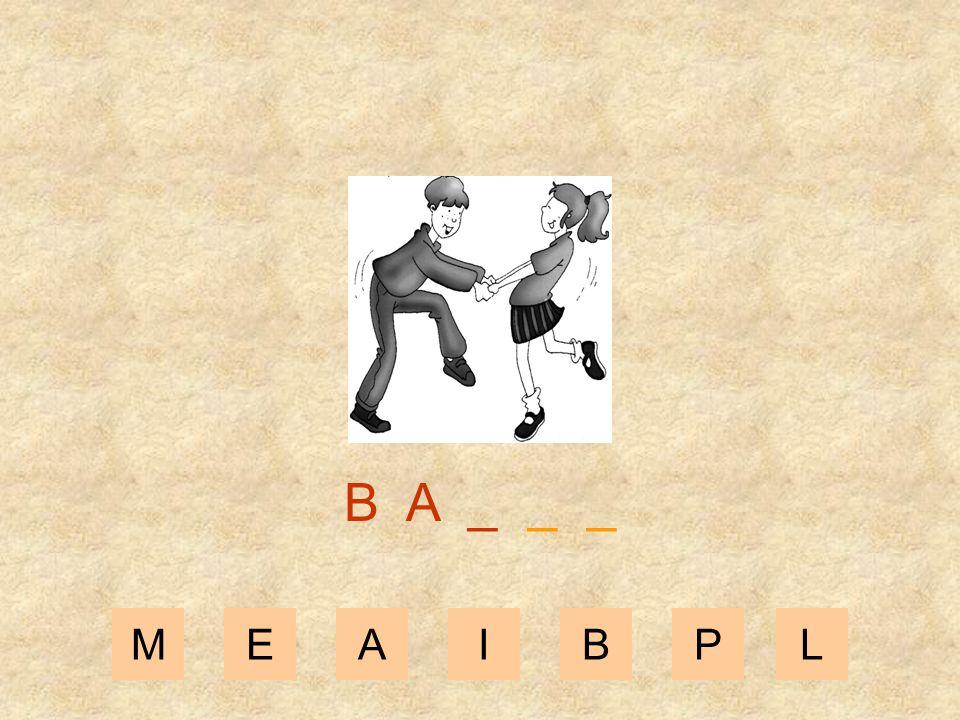 MEAIBPL B _ _ _ _