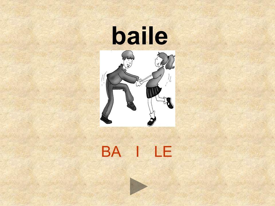 BAILE baile