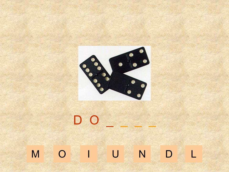 MOIUNDL D _ _ _ _ _