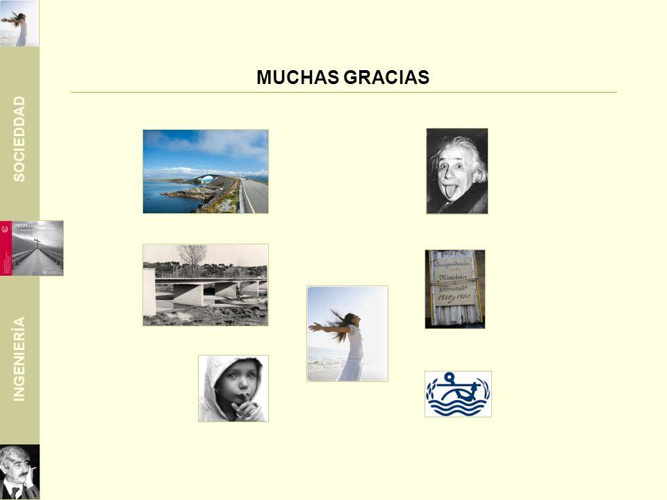 SOCIEDDAD INGENIERÍA MUCHAS GRACIAS