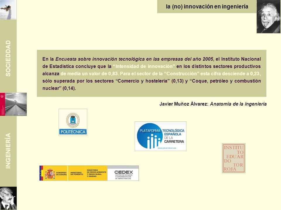 SOCIEDDAD INGENIERÍA ii.los ingenieros en los medios de comunicación: suplementos culturales, etc.