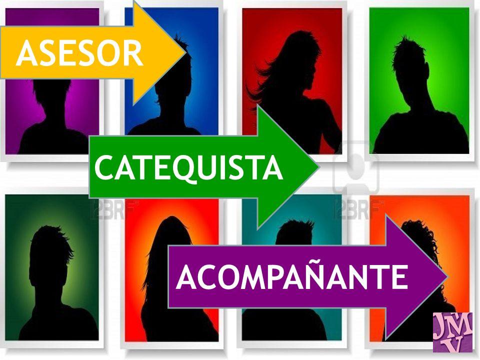 ASESOR CATEQUISTA ACOMPAÑANTE