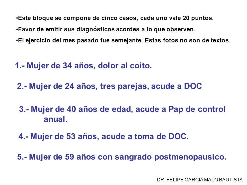 Caso 1 DR. FELIPE GARCIA MALO BAUTISTA