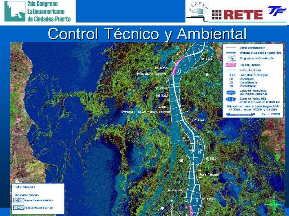 30 de Abril, 1 y 2 de Mayo de 2007 – Hotel Conrad – Punta del Este - Uruguay 28 Control Técnico y Ambiental Permanente y Garantizado