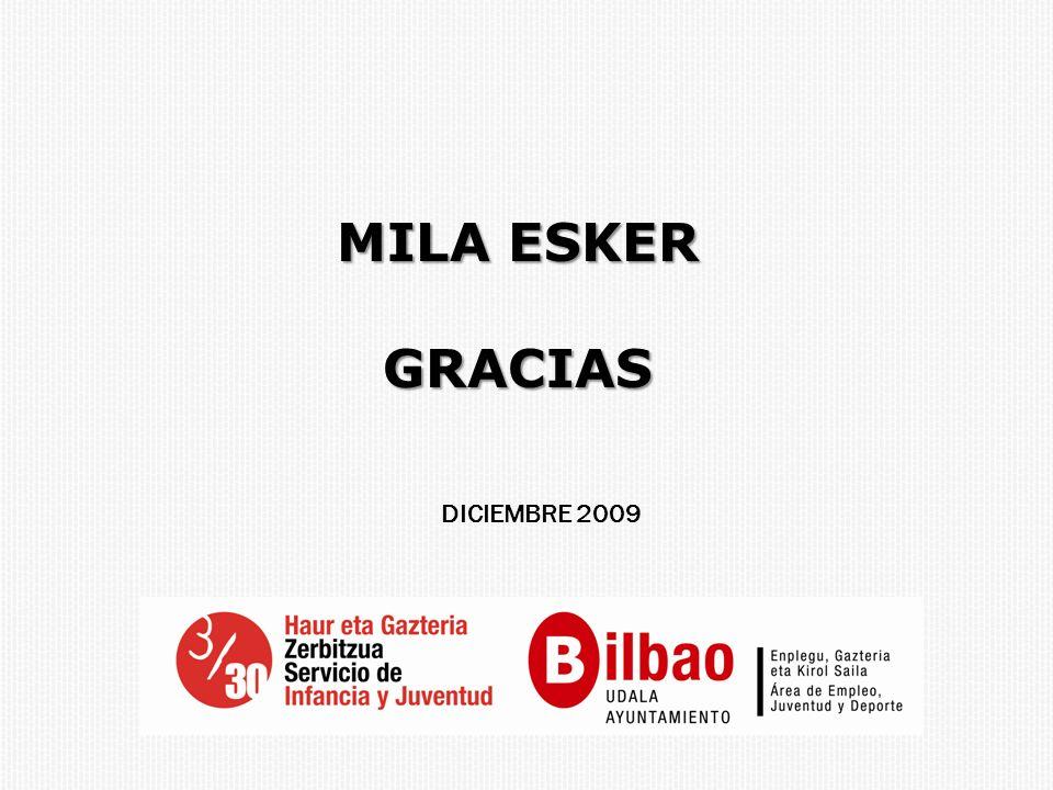 MILA ESKER GRACIAS DICIEMBRE 2009