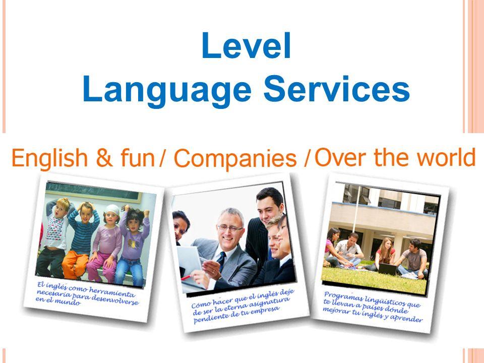 Level Language Services
