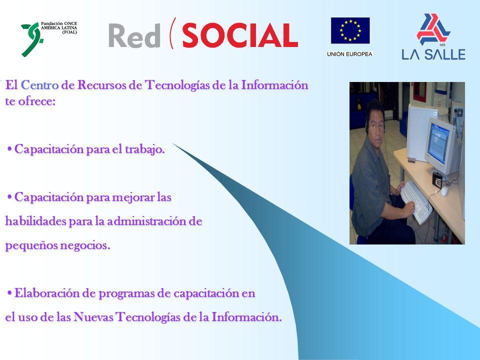 NUESTROS OBJETIVOS: Promover plenamente la integración socio- laboral de las personas con discapacidad visual.Promover plenamente la integración socio
