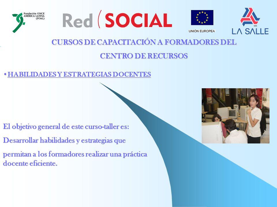 El 4 de mayo del año en curso, se llevó a cabo la ceremonia de inauguración del Centro de Recursos RED-SOCIAL de la Universidad La Salle. El 17 de may