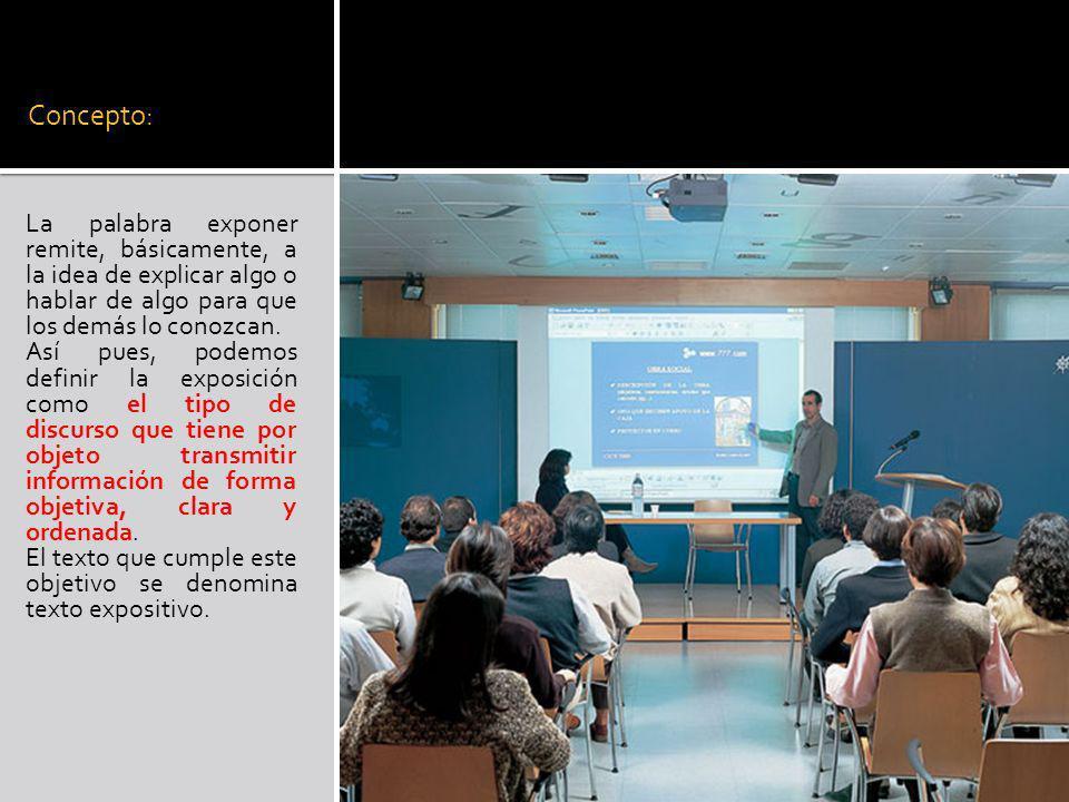 Todo texto expositivo consta de tres partes: Introducción.