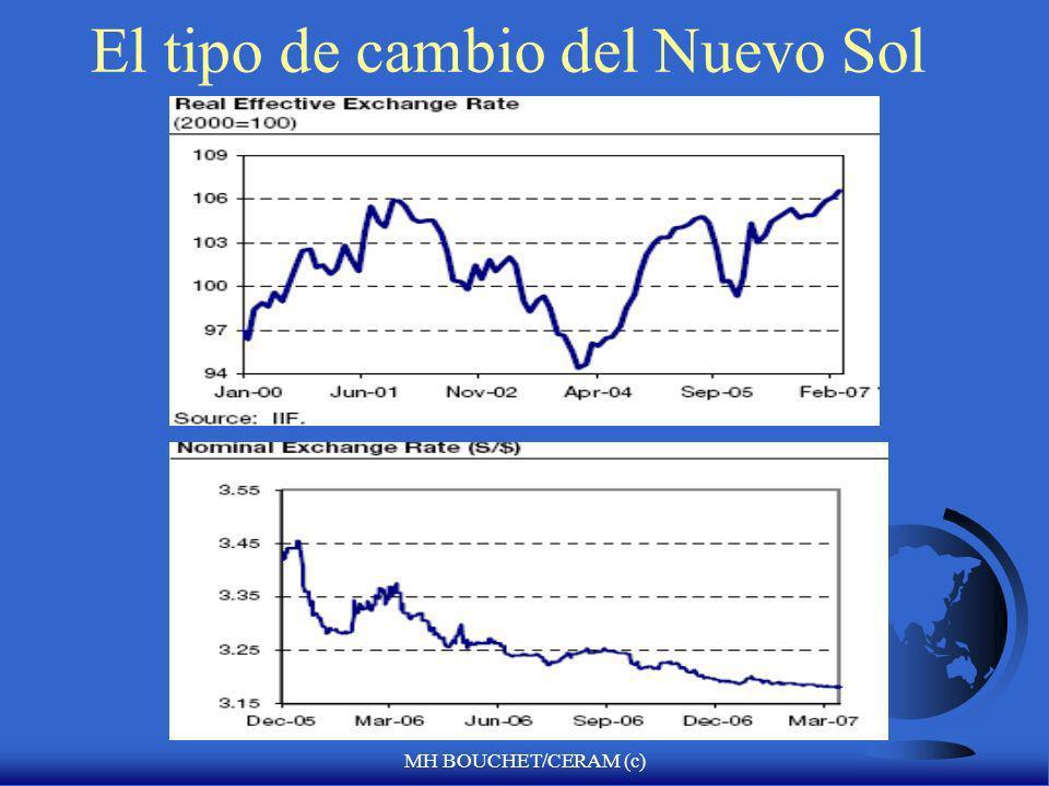 MH BOUCHET/CERAM (c) IIF: Analisis de la deuda exterior del PERU (05/2007)