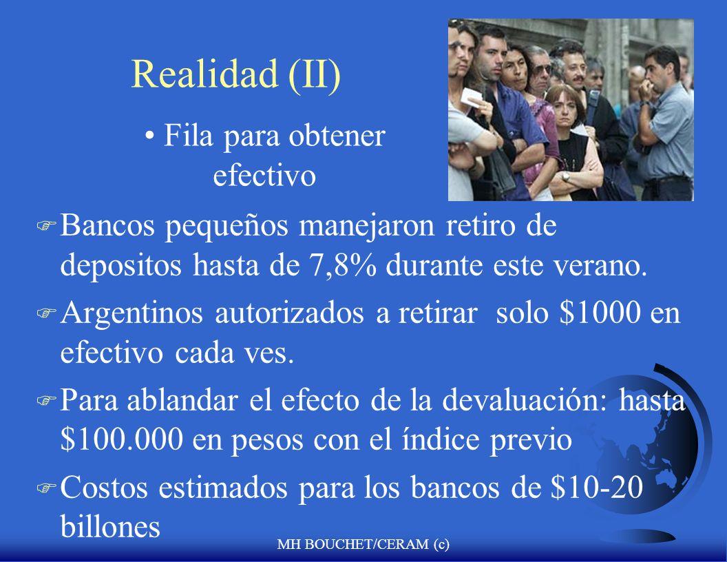 MH BOUCHET/CERAM (c) La Realidad de Argentina F La Paciencia de la clase media argentina desborda F Un paro general de un dia el 13 de Diciembre F Com