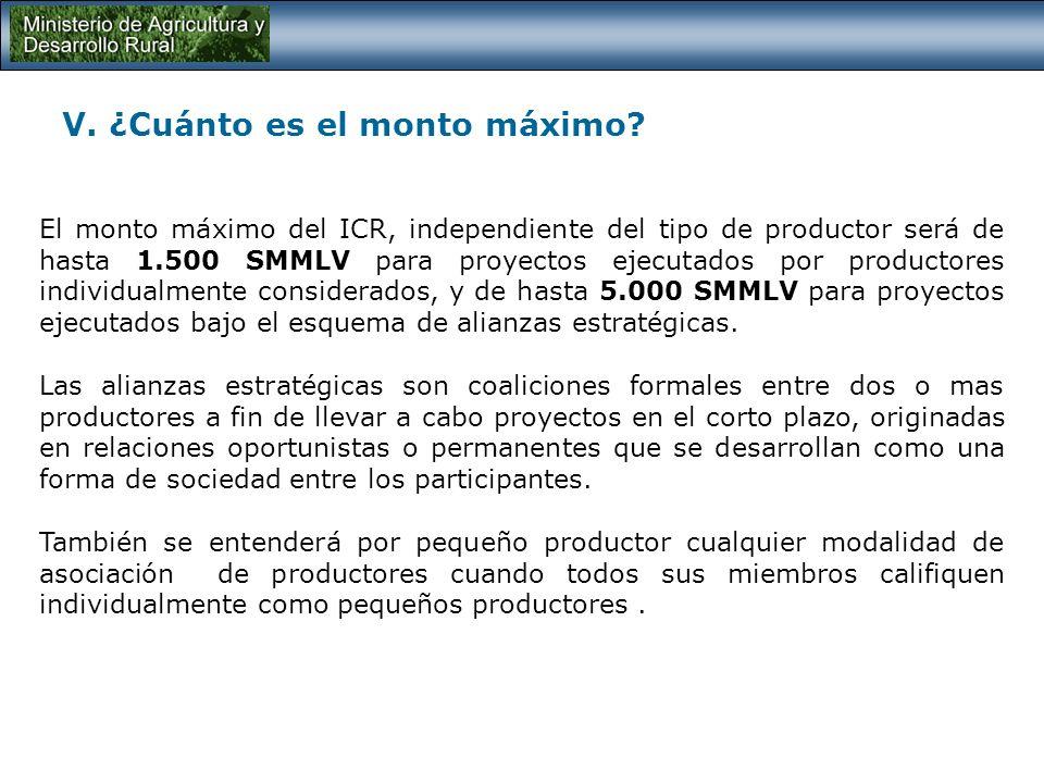 IV. ¿Qué inversiones cubre? 9. Adquisición de Ganado Bovino Puro Proyectos de inversión dirigidos a apoyar la mejora genética del pie de cría de ganad
